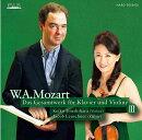 モーツァルト:ピアノとヴァイオリンのための作品全集3