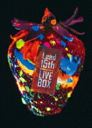 Lead 15th Anniversary LIVE BOX【Blu-ray】