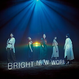 BRIGHT NEW WORLD (初回限定盤A CD+DVD) [ Little Glee Monster ]