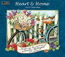 Heart & Home 2019 14x12.5 Wall Calendar
