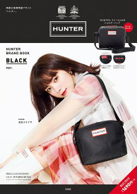 HUNTER BRAND BOOK BLACK ver.