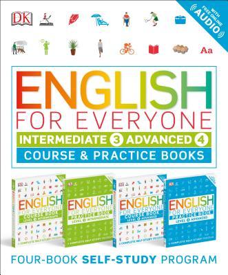 English for Everyone Slipcase: Intermediate and Advanced ENGLISH FOR EVERYONE SLIPCASE (English for Everyone) [ DK ]