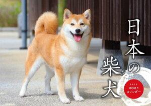 日本の柴犬カレンダー(2021) ([カレンダー])