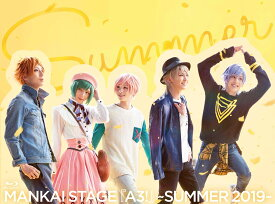 MANKAI STAGE『A3!』〜SUMMER 2019〜【Blu-ray】 [ 宮崎湧 ]