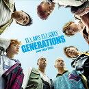 F.L.Y. BOYS F.L.Y. GIRLS (CD+DVD)
