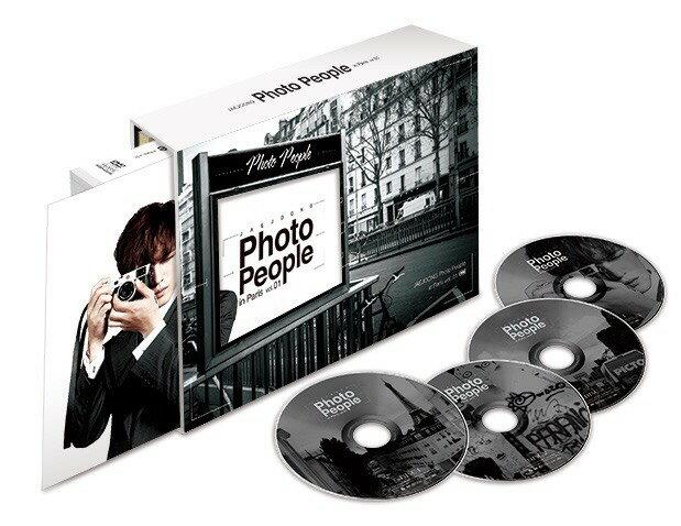 JAEJOONG Photo People in Paris vol.01 [ ジェジュン ]