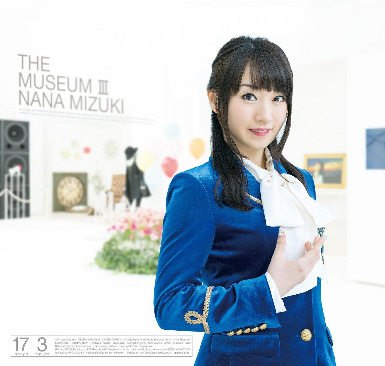 THE MUSEUM III (CD+Blu-ray盤) [ 水樹奈々 ]