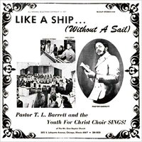 【輸入盤】LikeAShip...(WithoutASail)[PastorT.l.Barrett/TheYouthForChristChoir]