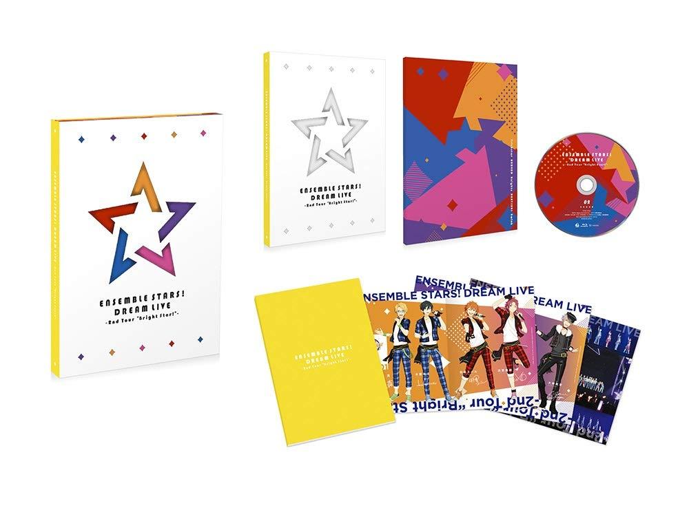 """あんさんぶるスターズ!DREAM LIVE -2nd Tour """"Bright Star!""""- [ (V.A.) ]"""