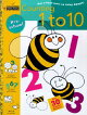 Counting 1 to 10, Grade Preschool [With 30 Stickers]