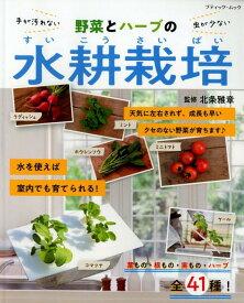 野菜とハーブの水耕栽培 手が汚れない・虫が少ない/葉もの・根もの・実もの・ (ブティック・ムック)