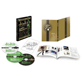 TVアニメ ジョジョの奇妙な冒険 第2部 戦闘潮流 Blu-ray BOX(初回仕様版)【Blu-ray】 [ 杉田智和 ]