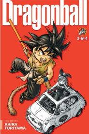 Dragon Ball (3-In-1 Edition), Volume 1: Includes Volumes 1, 2 & 3 DRAGON BALL (3-IN-1 EDITION) V (Dragon Ball (3-In-1 Edition)) [ Akira Toriyama ]
