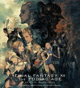 FINAL FANTASY XII THE ZODIAC AGE Original Soundtrack 初回限定盤【映像付サントラ/Blu-ray Disc ...