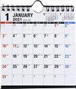 2021年版 1月始まりE156 エコカレンダー壁掛・卓上兼用 高橋書店 B6変型サイズ (壁掛・卓上兼用)