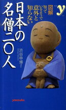 図解知っているようで意外と知らない日本の名僧二〇人