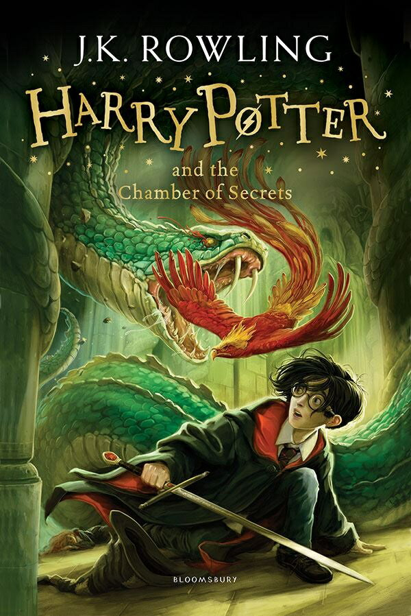 HARRY POTTER 2:CHAMBER OF SECRETS:NEW(B) [ J.K. ROWLING ]