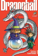 Dragonball, Volumes 7, 8, & 9