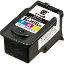 エコリカ ECI-C341XLC-V キヤノン BC-341XL 互換リサイクルインクカートリッジ 3色カラー