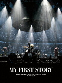 We're Just Waiting 4 You Tour 2016 Final at BUDOKAN【Blu-ray】 [ MY FIRST STORY ]