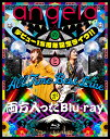 angelaのデビュー15周年記念ライヴ!!とAll Time Best Liveが両方入ったBlu-ray【Blu-ray】 [ angela ]