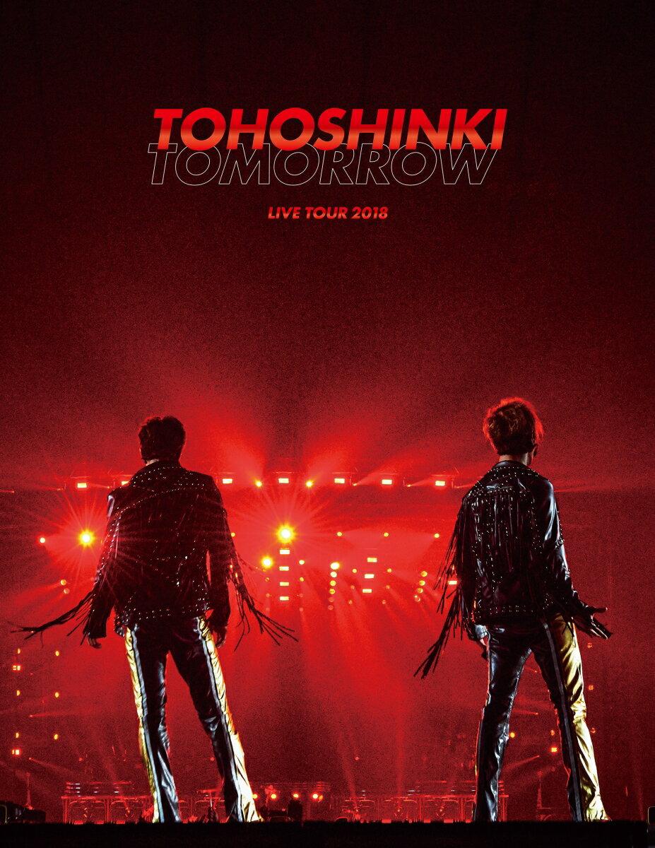 東方神起 LIVE TOUR 2018 〜TOMORROW〜(初回生産限定盤)(スマプラ対応)【Blu-ray】 [ 東方神起 ]