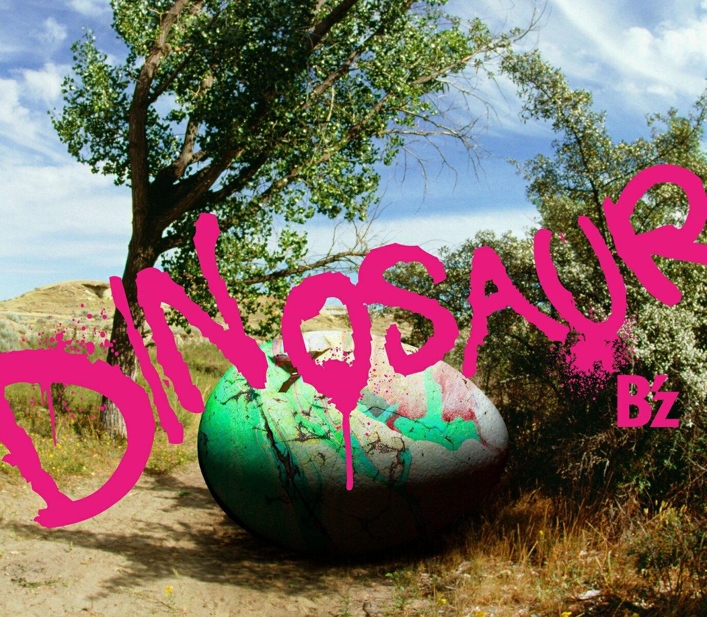 DINOSAUR (初回限定盤 CD+Blu-ray) [ B`z ]