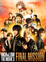HiGH&LOWTHEMOVIE3〜FINALMISSION〜【Blu-ray】[AKIRA]