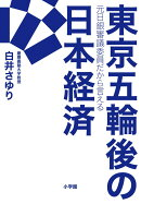 東京五輪後の日本経済