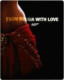 〔スチールブック仕様〕ロシアより愛をこめて〔1_000セット数量限定生産〕 【Blu-ray】