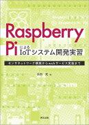 Raspberry PiによるIoTシステム開発実習