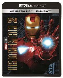 アイアンマン 2 4K UHD【4K ULTRA HD】 [ ロバート・ダウニーJr. ]