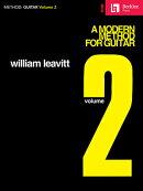 A Modern Method for Guitar - Volume 2: Guitar Technique
