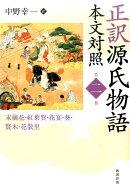 正訳源氏物語(第2冊)