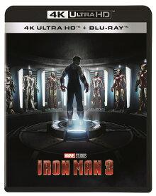 アイアンマン 3 4K UHD【4K ULTRA HD】 [ ロバート・ダウニーJr. ]