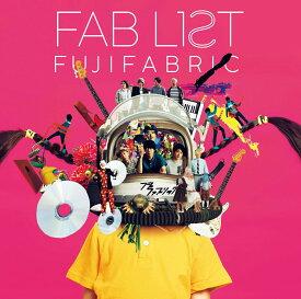 【楽天ブックス限定先着特典付き】FAB LIST 2 (初回限定盤 2CD) (クリアファイル付き) [ フジファブリック ]