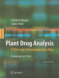 Plant Drug Analysis: A Thin Layer Chromatography Atlas PLANT DRUG ANALYSIS 1996 2ND P [ Veronika Rickl ]