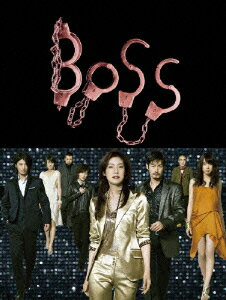 BOSS DVD-BOX[7枚組] [ 天海祐希 ]