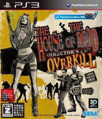 The House of The Dead:OVERKILL Director's Cut