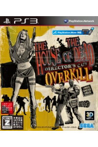 TheHouseofTheDead:OVERKILLDirector'sCut