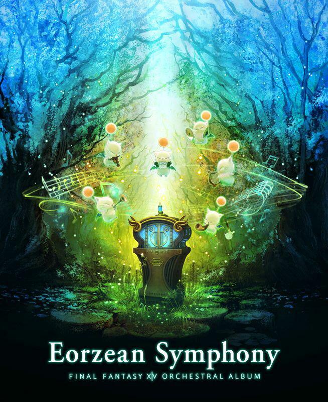 Eorzean Symphony:FINAL FANTASY XIV Orchestral Album(映像付サントラ/Blu-ray Disc Music)【Blu-ray】