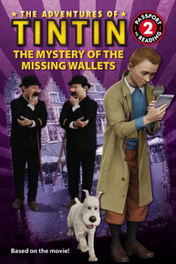 ADVENTURES OF TINTIN:MYSTERY MISSING WAL【バーゲンブック】