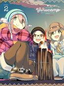 TV アニメ「ゆるキャン△」 第2巻【Blu-ray】