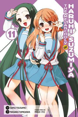 The Melancholy of Haruhi Suzumiya, Vol. 11 MELANCHOLY OF HARUHI SUZUMIYA (Melancholy of Haruhi Suzumiya Manga (Quality)) [ Nagaru Tanigawa ]
