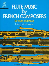 FLUTE MUSIC BY FRENCH COMPOSERS [ VARIOUS ]