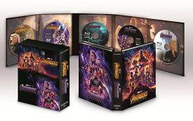 アベンジャーズ/エンドゲーム&インフィニティ・ウォー MovieNEXセット(数量限定)【Blu-ray】 [ ロバート・ダウニーJr. ]