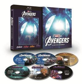 アベンジャーズ:4ムービー・アッセンブル(数量限定)【Blu-ray】 [ ロバート・ダウニーJr. ]