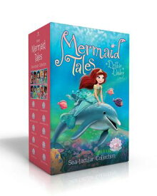 Mermaid Tales Sea-Tacular Collection Books 1-10: Trouble at Trident Academy; Battle of the Best Frie MERMAID TALES # MERMAID-10CY (Mermaid Tales) [ Debbie Dadey ]