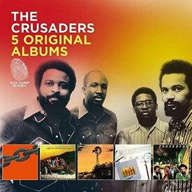 【輸入盤】5 Original Albums (5CD) [ Crusaders ]