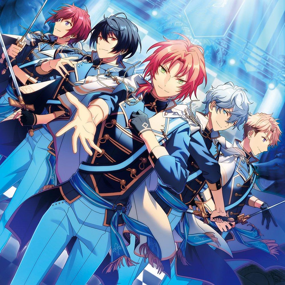 あんさんぶるスターズ!アルバムシリーズ Knights (初回限定盤) [ Knights ]